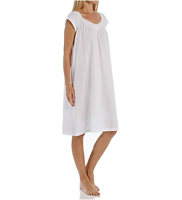 Thea Veronica Short Sleeve Gown