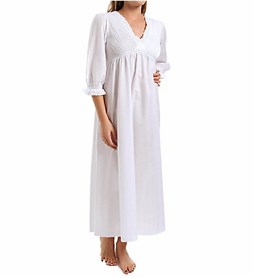 Thea Ibis 3/4 Sleeve Long Gown