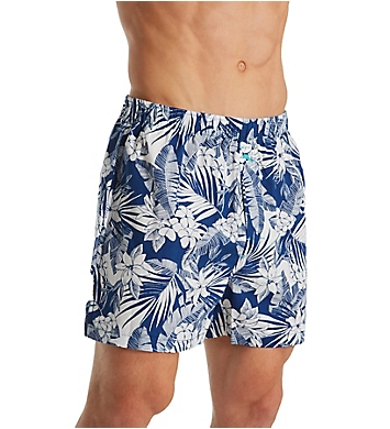 Tommy Bahama All Over Floral And Marlin Woven Boxers - 2 Pack