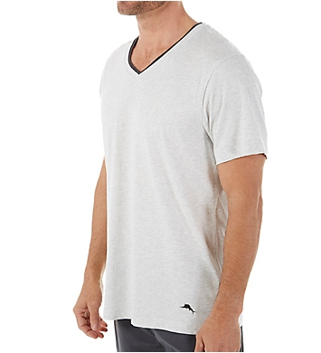 Tommy Bahama Cotton Modal Loungewear V-Neck T-Shirt