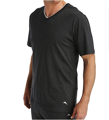 Tommy Bahama Big Man Cotton Modal Loungewear V-Neck T-Shirt