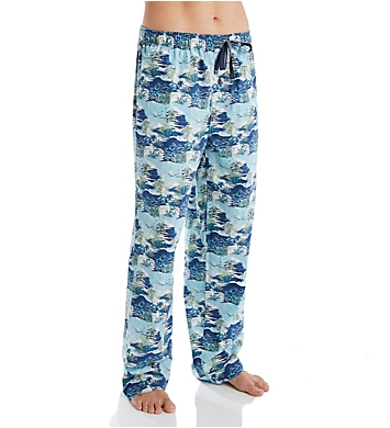 Tommy Bahama Island Washed Print 100% Cotton Woven Pant