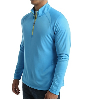 Tommy Bahama New Firewall Performance Half Zip