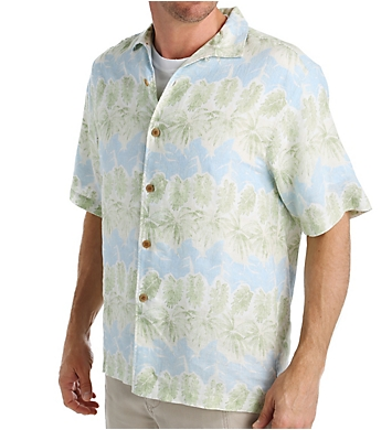 Tommy Bahama Lino Vines Linen Button Down Shirt