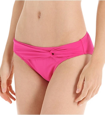 Tommy Bahama Pearl Solids Twist Front Hipster Swim Bottom