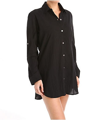 Tommy Bahama Boyfriend Shirt Cover Up