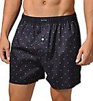 Micro Flag Basic 100% Cotton Woven Boxer