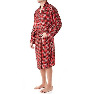 Tommy Hilfiger Plush Cozy Fleece Robe