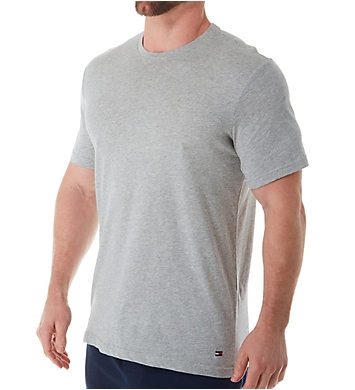 Tommy Hilfiger Basic 100% Cotton Crew - 3 Pack