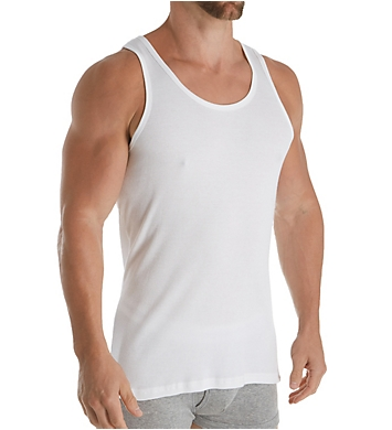 Tommy Hilfiger Basic 100% Cotton A-Shirt - 3 Pack