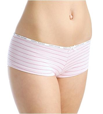 Tommy Hilfiger Classic Cotton Logo Boyshort Panty