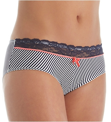 Tommy Hilfiger Micro & Lace Hipster Panty