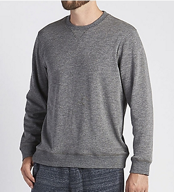 UGG Erik Lightweight Double Knit Fleece Crew Pull Over
