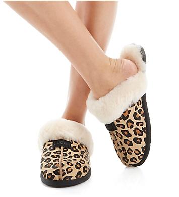 UGG Scuffette Leopard Slipper