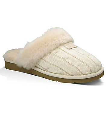UGG Cozy Knit Slippers