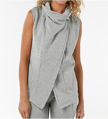 UGG Lightweight Knit Roz Cowl Neck Vest