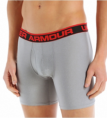Under Armour HeatGear Original Series 6 Inch Boxerjock