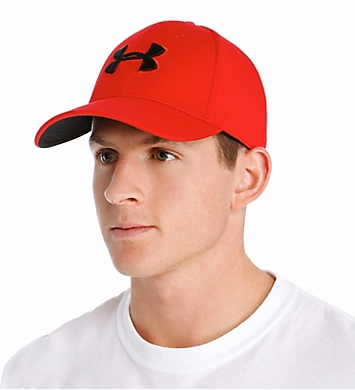 Under Armour Blitzing II Stretch Fitted Cap