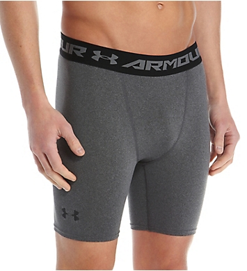Under Armour HeatGear 6 Inch Armour Compression Shorts
