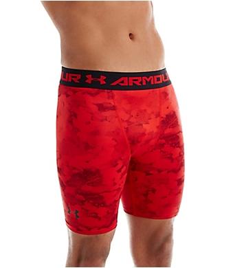 Under Armour HeatGear Armour 6 Inch Fashion Compression Short