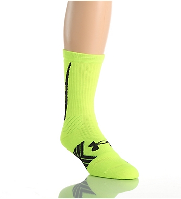 Under Armour Undeniable ArmourBlock Anti-Odor Crew Sock