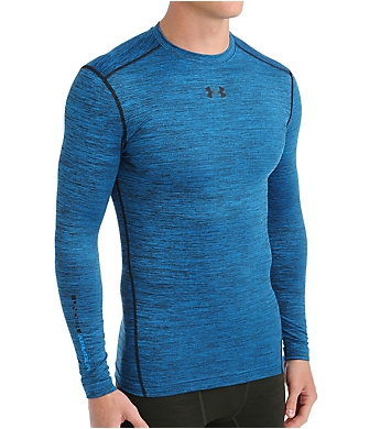 Under Armour ColdGear Armour Twist Compression Crew Neck Tee