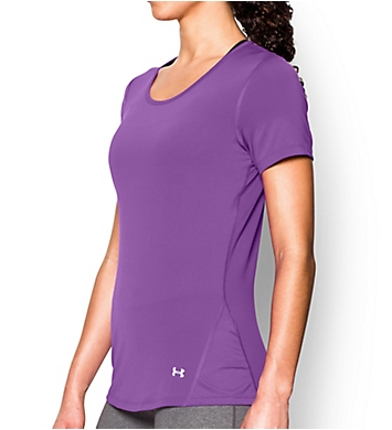 Under Armour UA CoolSwitch HeatGear Short Sleeve Tee