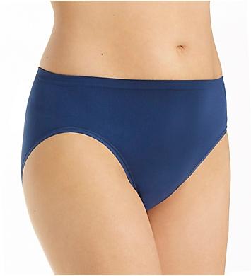 Vanity Fair Seamless Hi-Cut Panty