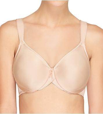 Wacoal BodySuede Full Figure Seamless Bra