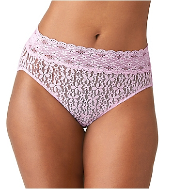 Wacoal Halo Lace Hi-Cut Brief Panty