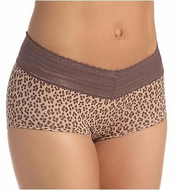 Warner's No Pinching No Problem Lace Boyshort Panty