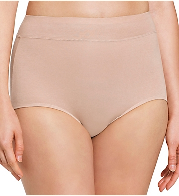 Warner's No Pinching No Problems Cotton Brief Panty
