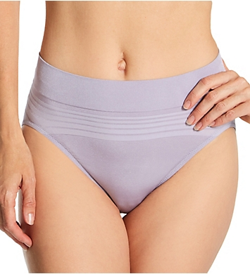 Warner's No Pinching No Problems Seamless Hi Cut Panty