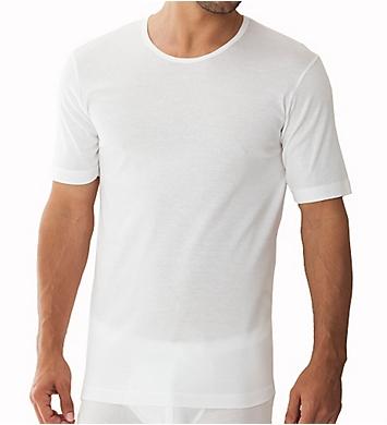 Zimmerli Business Cotton Short Sleeve Shirt