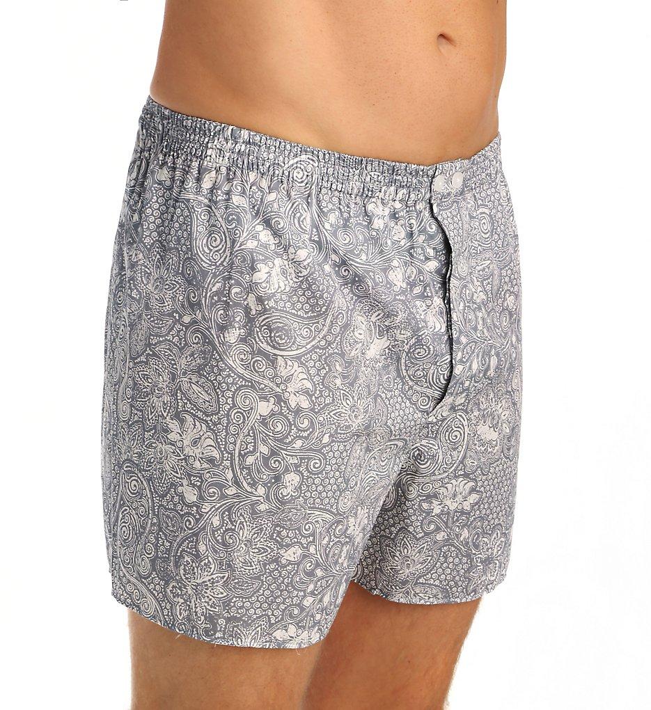zimmerli 4647751 sailors paradise 100 cotton paisley boxer shorts. Black Bedroom Furniture Sets. Home Design Ideas