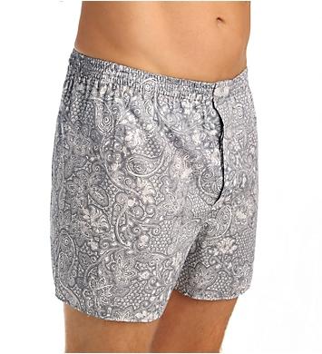 Zimmerli Sailors Paradise 100% Cotton Paisley Boxer Shorts
