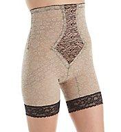 Rago 6207 High Waist Long Leg Shaper Panties